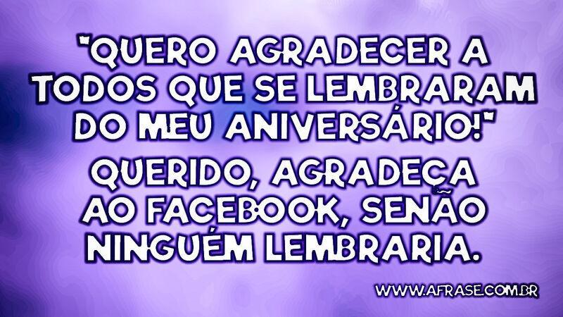 Tag Frases De Agradecimento Pelo Meu Aniversario Para Facebook