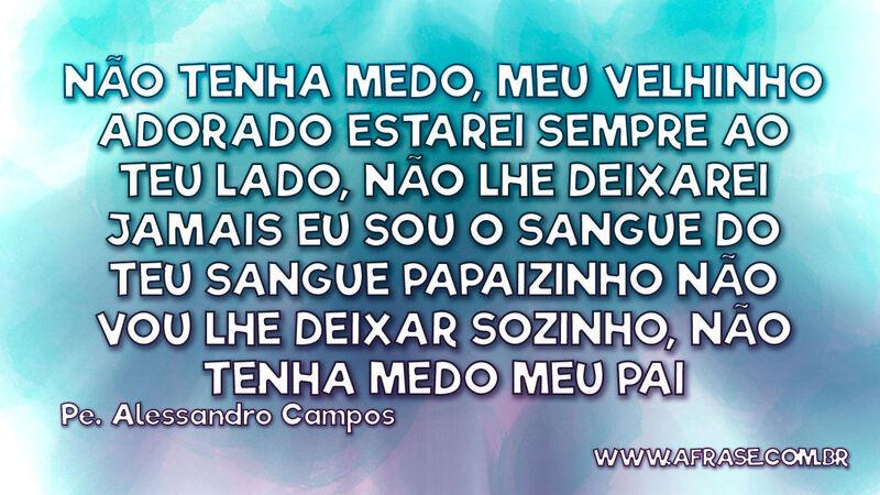 A Frase Eu Sou O Sangue Do Teu Sangue