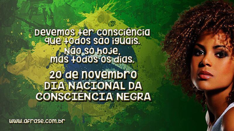 Tag Frases Sobre A Consciência Negra Em Espanhol