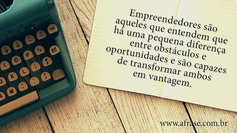 A Frase Empreendedores