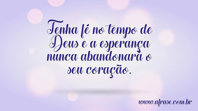 Frases De Tempo De Deus Ky12 Ivango