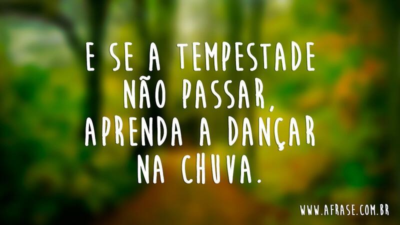 A Frase Aprenda A Dançar