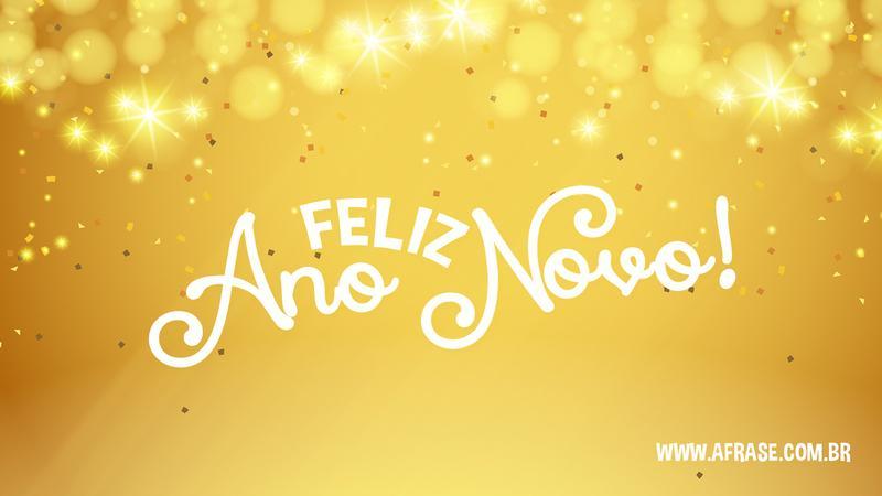 A Frase Feliz Ano Novo